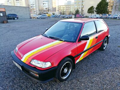 Honda Civic EC8 1.3 16v