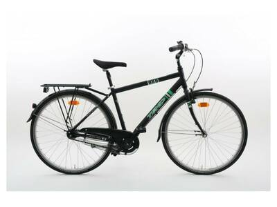 "Meeste jalgratas 28"" TEXO 7 kiirust must"