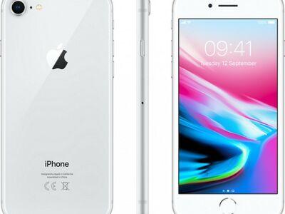 Iphone 8 64Gb Silver UUS