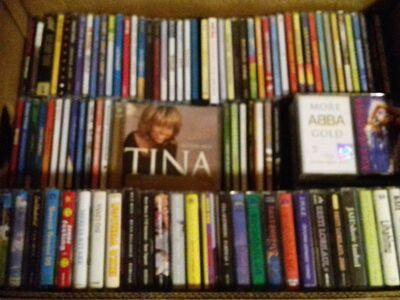 Originaal CD plaadid ja kassetid