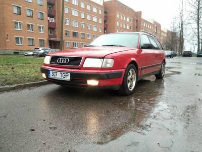 Audi 100 Quattro2.6 (manual) pikk ü.v 12.2020