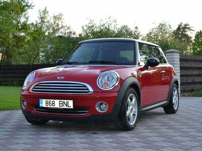 Mini Cooper 1.6, 88 kW