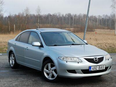 Mazda 6 2.0 104kw 2002a