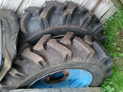 Traktori ratad