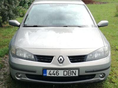 Renault Laguna 1,6 82kW Ben.- Gaas LPG