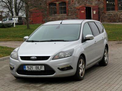 Ford Focus Titanium 2.0 TDI 100kW