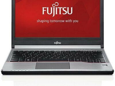 Sülearvuti Fujitsu E733 + Win10pro