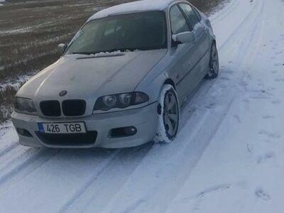 BMW E46 2.0i manuaal