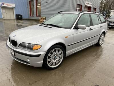 BMW 320d Facelift 2003a D I I S E L