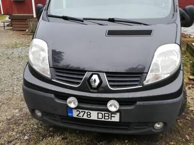 Renault Trafic Long 2,5 107kW