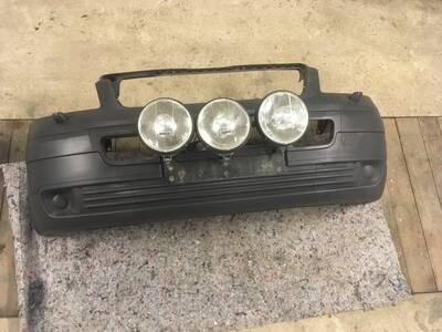 VW Transporter  T5 esikaitseraud