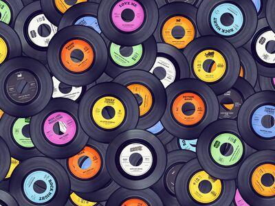 Ostan eesti muusika CD´sid ja kassette