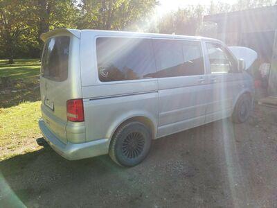 VW Multivan varuosadeks