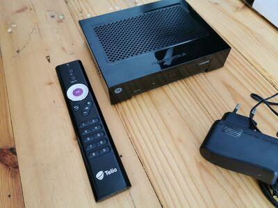 Motorola digiboks (Telia kodulahenduse jaoks)