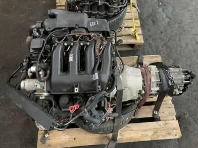 Bmw 118 D mootor+ käigukast 6-käiku