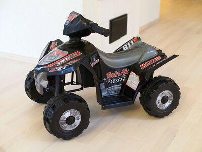 Laste ATV, elektriline